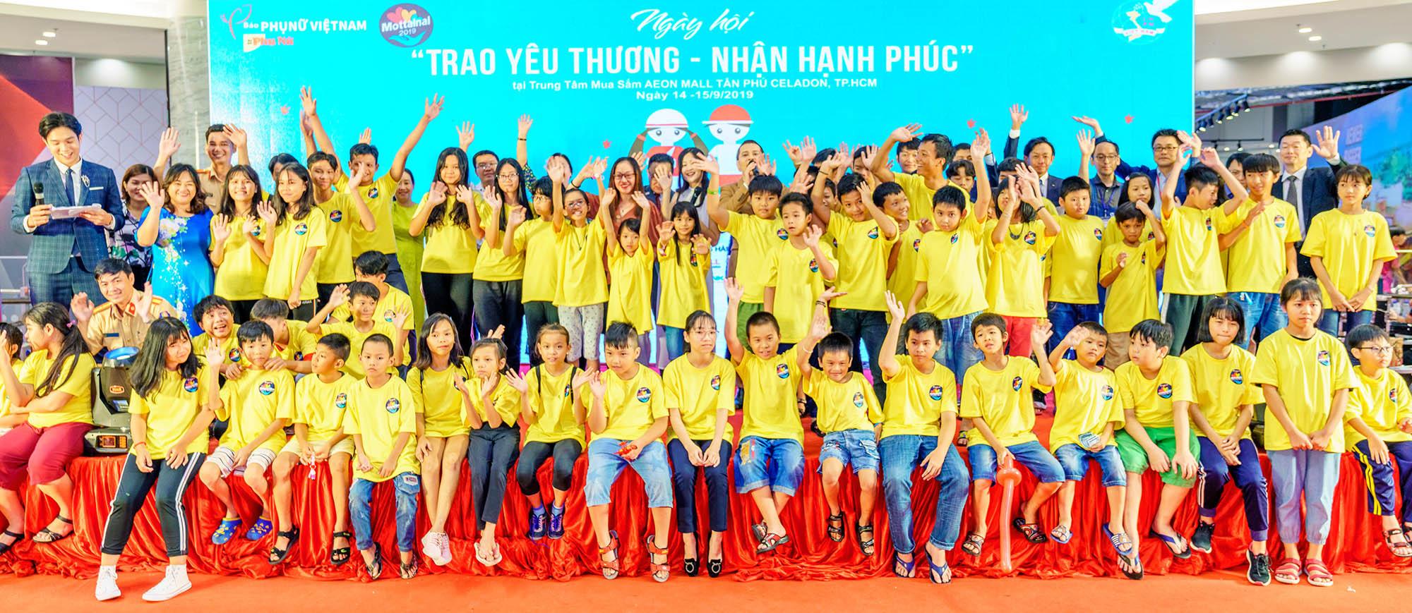 Chương trình Mottainai 2019 hỗ trợ 70 em nhỏ bị ảnh hưởng bởi TNGT và hơn 250 trẻ mồ côi - Ảnh 2.