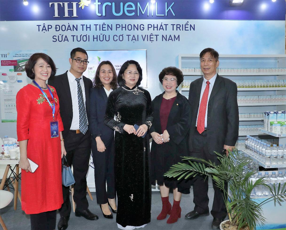 TH true MILK: Công nghệ cao giúp ghi dấu Việt Nam trên bản đồ sữa thế giới - Ảnh 1.