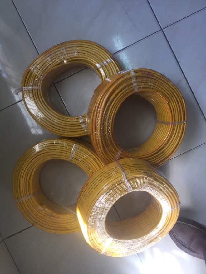 Khởi tố đối tượng sản xuất, tiêu thụ dây điện giả - Ảnh 2.