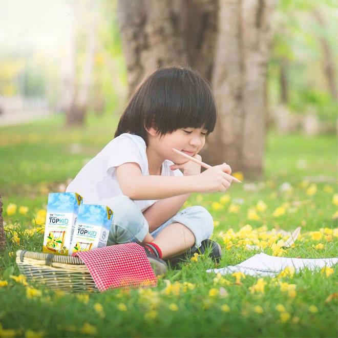 Sữa tươi công thức TOPKID - dinh dưỡng 'vàng' cho trẻ từ 2 tuổi - Ảnh 1.