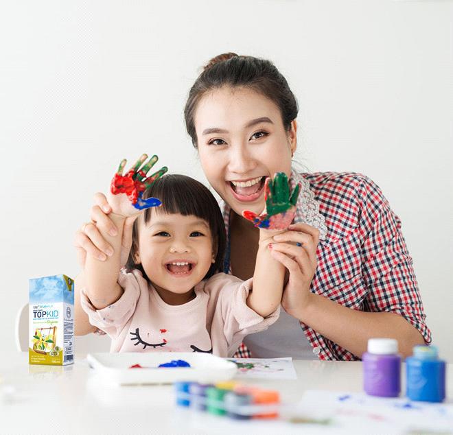 Sữa tươi công thức TOPKID - dinh dưỡng 'vàng' cho trẻ từ 2 tuổi - Ảnh 2.