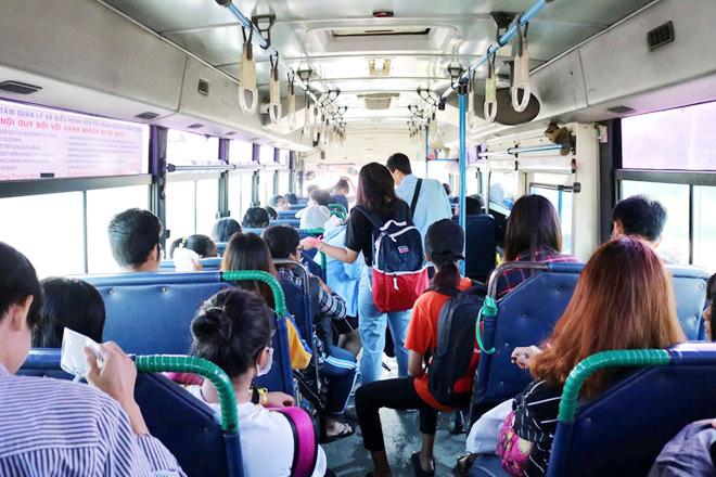 An toàn trên xe buýt là mong muốn của mọi hành khách
