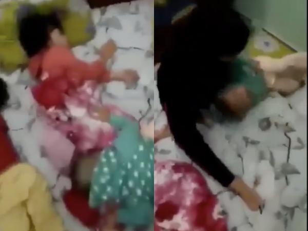 Đồng Nai: Cha ném con 14 tháng tuổi xuống nệm để 'dằn mặt' người tình - Ảnh 1.