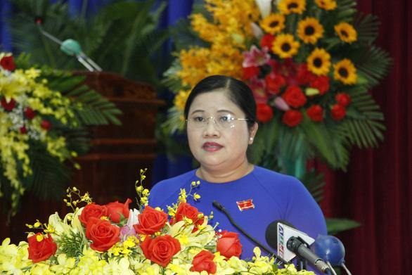 Bình Phước có nữ Chủ tịch UBND tỉnh - Ảnh 2.