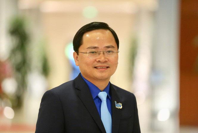 Anh Nguyễn Anh Tuấn giữ chức Chủ tịch Hội Liên hiệp Thanh niên Việt Nam - Ảnh 1.