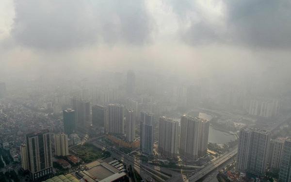 Bộ Y tế hướng dẫn bảo vệ sức khỏe trước tình trạng không khí ô nhiễm nặng - Ảnh 1.