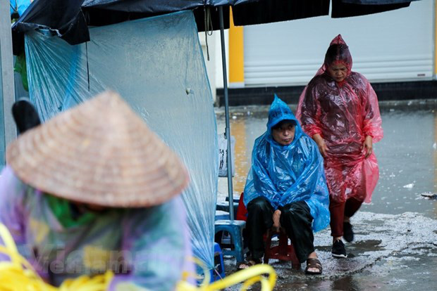 Bắc Bộ và thủ đô Hà Nội chuyển mưa rét từ ngày 19/12 - Ảnh 1.