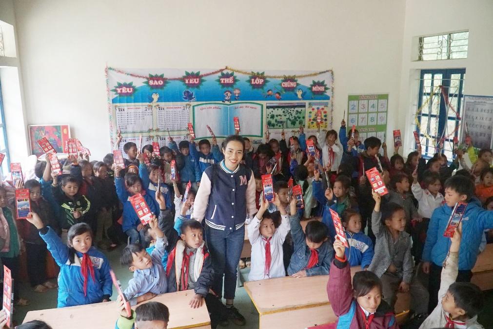 Thêm một điểm trường vùng biên giới Nghệ An được khánh thành - Ảnh 1.