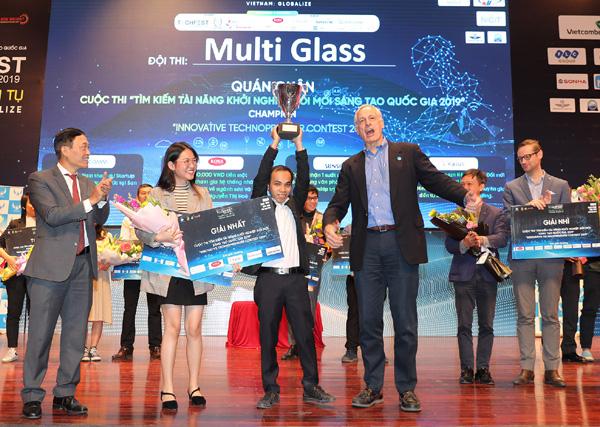 Hơn 6.000 người tham dự Techfest VietNam 2019