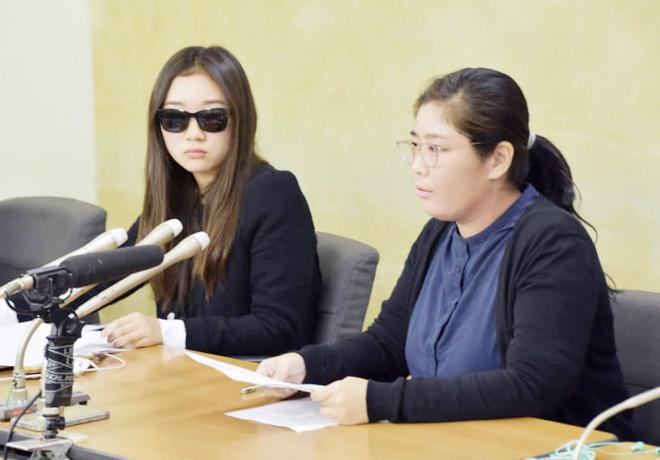 Sinh viên Nhật lên tiếng chống quấy rối tình dục