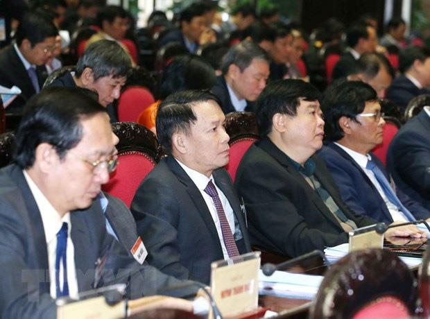 Hội nghị tổng kết công tác tổ chức xây dựng Đảng năm 2019 - Ảnh 2.