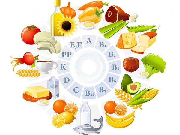 Vi chất dinh dưỡng rất quan trọng đối với sự phát triển của cơ thể