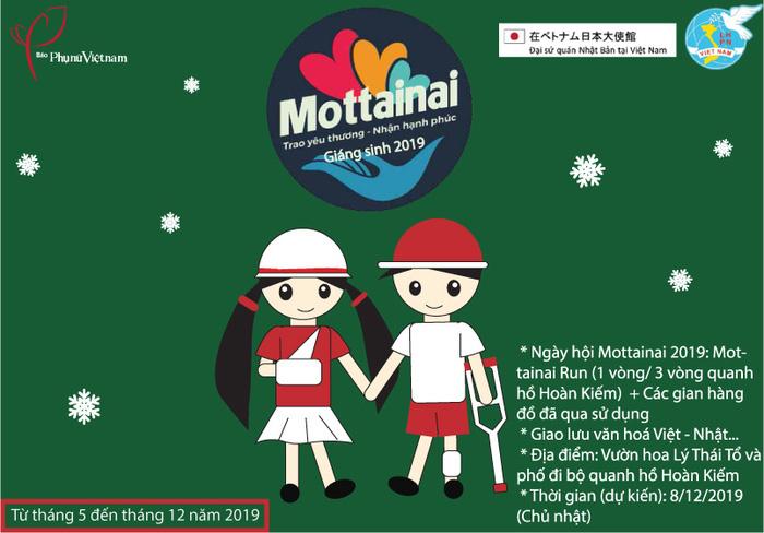 Thêm nhiều món quà ý nghĩa trao tặng đến Mottainai 2019 - Ảnh 4.