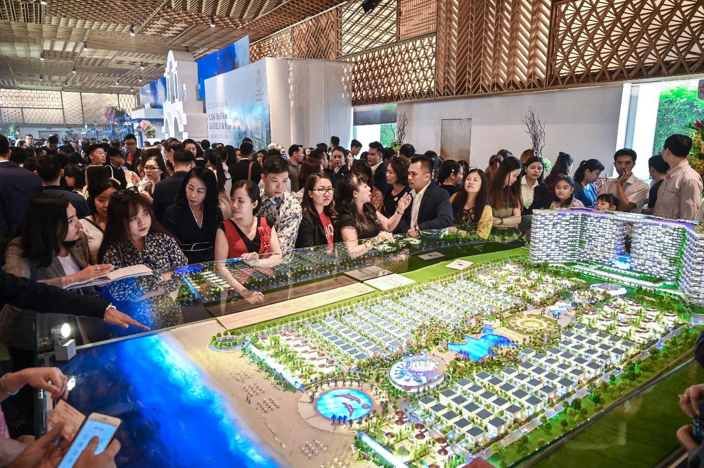 Chỉ thanh toán 405 triệu đồng, sở hữu căn hộ Cam Ranh Bay Hotels & Resorts - Ảnh 1.