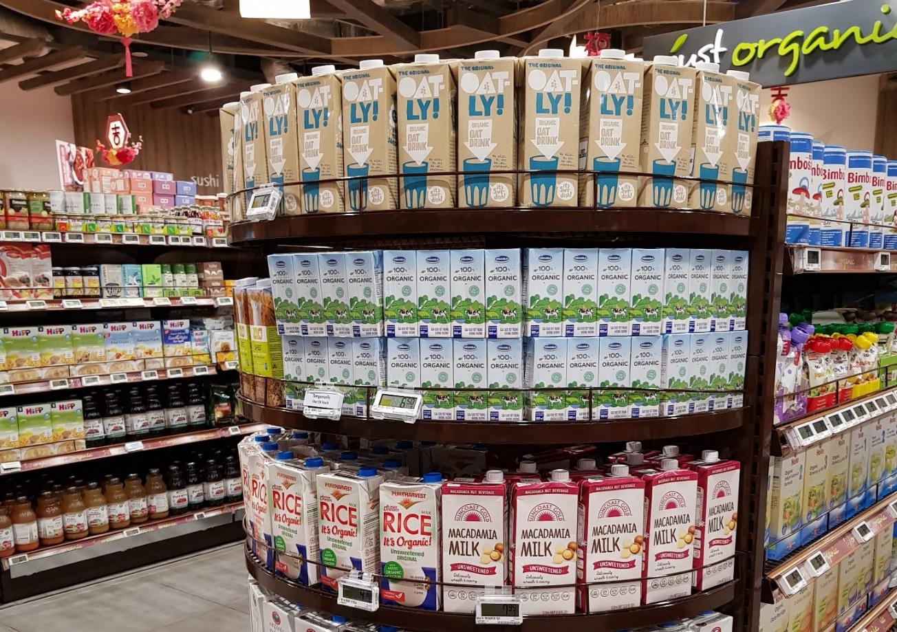 """Sữa tươi organic của Vinamilk dành được cảm tình của người dân """"Đảo quốc sư tử"""" - Ảnh 3."""