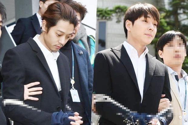 Jung Joon Young và Choi Jong Hoon