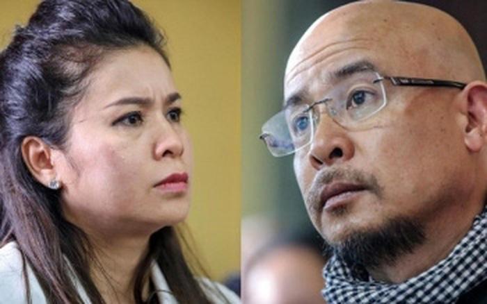 """Ông Vũ tặng vợ tài sản ở Singapore 100 tỉ đồng, bà Thảo nói """"chỉ bằng móng tay""""  - Ảnh 1."""