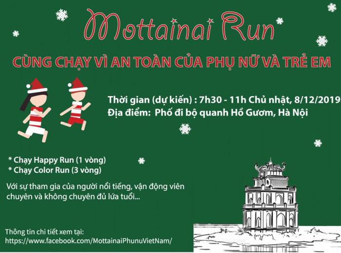 Thông báo dành cho vận động viên tham gia thi chạy Mottainai Run 2019 - Ảnh 4.