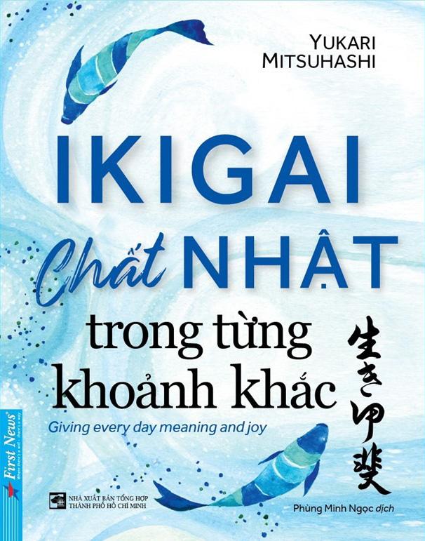 """Cảm hứng sống tích cực với """"chất Nhật"""" ikigai - Ảnh 1."""