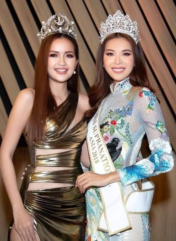 Ngọc Châu đoạt giải Hoa hậu Siêu quốc gia châu Á 2019 - Ảnh 4.