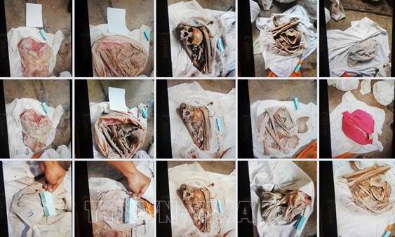 Vụ phát hiện 9 bộ xương người ở Tây Ninh: Thông tin mới nhất từ công an - Ảnh 1.