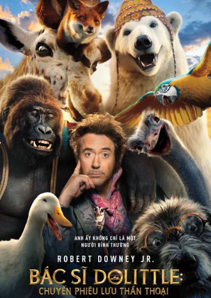 """5 phim """"khuấy động"""" rạp mùa Tết 2020 - Ảnh 2."""