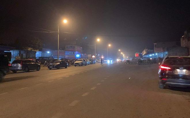 Khu vực xảy ra vụ nổ súng khiến 7 người thương vong