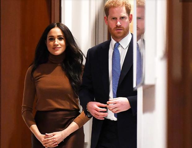 Canada chưa quyết định chịu phí an ninh cho vợ chồng Hoàng tử Anh - Ảnh 1.