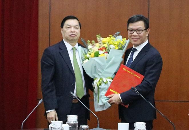Điều động, bổ nhiệm Phó Tổng biên tập Báo Đại Đoàn kết làm Phó Vụ trưởng Vụ Báo chí - Xuất bản - Ảnh 1.