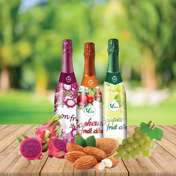 Tiên phong sản xuất nước hoa quả lên men dành riêng cho phái đẹp - Ảnh 4.