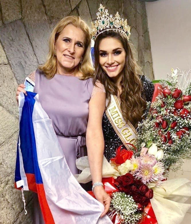 """Người đẹp Czech đăng quang Hoa hậu Toàn cầu, Mỹ Duyên vào Top 11 nhưng thí sinh Colombia mới gây """"bão"""" scandal - Ảnh 1."""