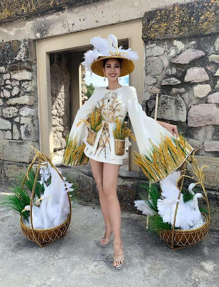 """Người đẹp Czech đăng quang Hoa hậu Toàn cầu, Mỹ Duyên vào Top 11 nhưng thí sinh Colombia mới gây """"bão"""" scandal - Ảnh 4."""