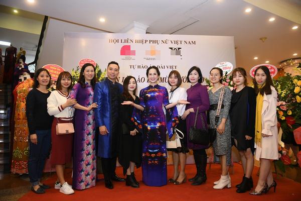 NTK Đỗ Trịnh Hoài Nam quyết tâm góp phần đưa áo dài trở thành Di sản Quốc gia - Ảnh 6.