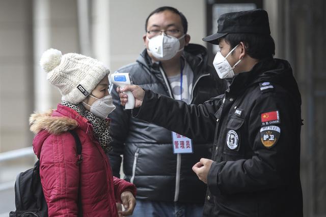 Kiểm tra thân nhiệt để phát hiện nguy cơ nhiễm virus nCoV
