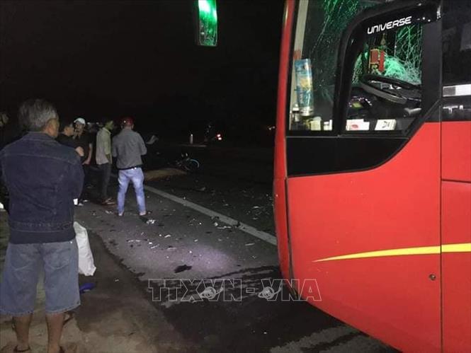 Số người chết vì tai nạn giao thông tăng so với Tết năm ngoái - Ảnh 1.