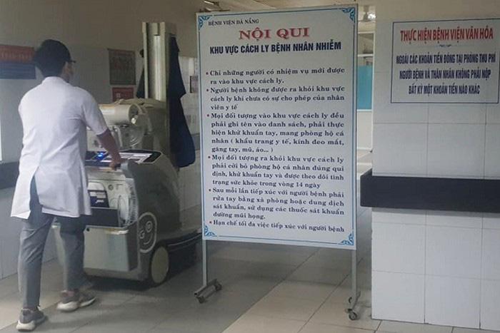 18 y bác sĩ bị cách ly, số người nghi nhiễm Virus corona ở Đà Nẵng không ngừng tăng - Ảnh 1.