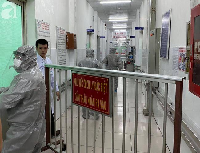 Sức khỏe 2 bệnh nhân bị viêm phổi cấp do virus corona tại Việt Nam hiện ra sao? - Ảnh 1.