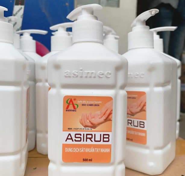 Dung dịch rửa tay, nước rửa tay cso tính sát khuẩn được nhiều người lùng mua