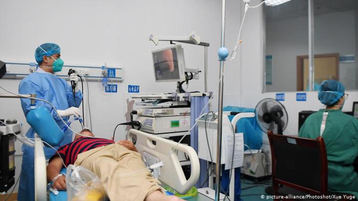 Các trường hợp mắc viêm phổi không xác định tại thành phố Vũ Hán