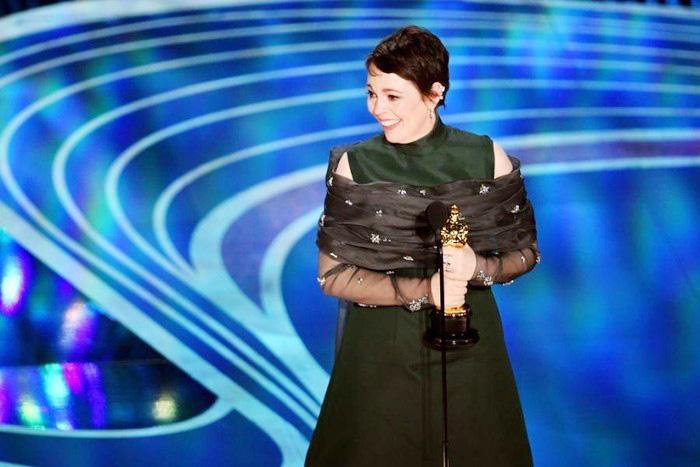 Oliva Colman giành giải Oscar 2019