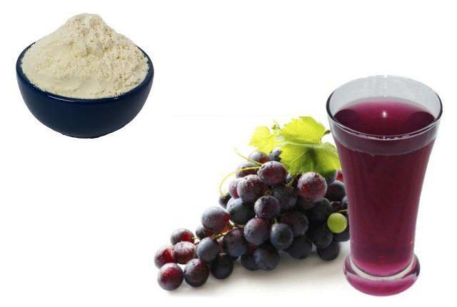 Bột mì giúp làm sạch trái cây có vỏ mềm