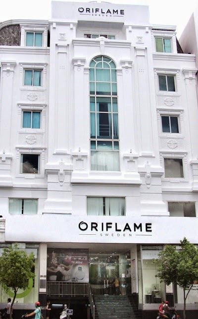Công ty đa cấp phân phối mỹ phẩm Oriflame Việt Nam dừng hoạt động - Ảnh 1.