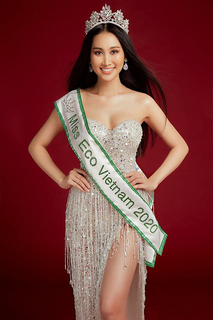 Lộ diện người đẹp Việt thi Hoa hậu Sinh thái Quốc tế 2020 - Ảnh 1.