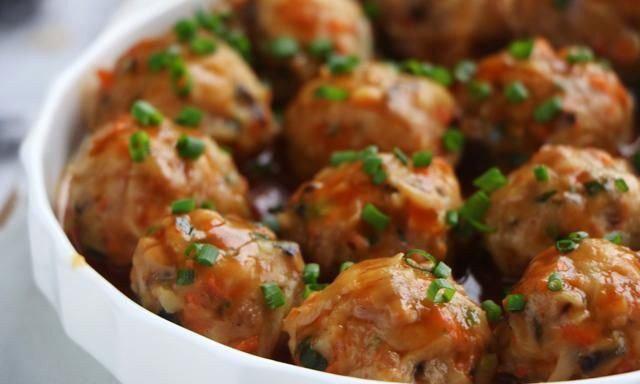 Thịt viên rau củ ít thịt nhiều rau không ngấy mà ngon hết sảy - Ảnh 10.