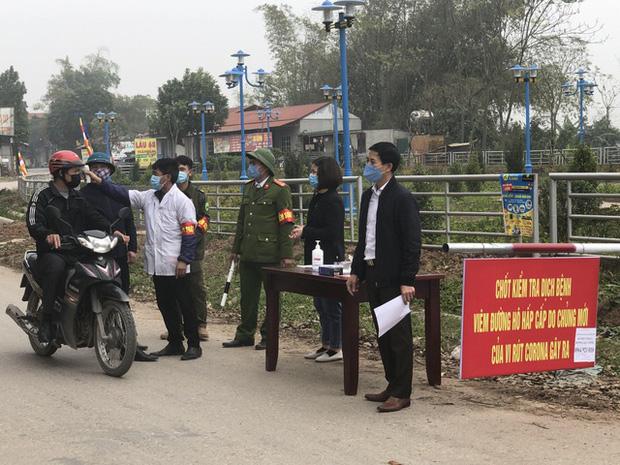 Tỉnh Vĩnh Phúc đã quyết định cách ly xã Sơn Lôi, huyện Bình Xuyên 20 ngày để phòng chống dịch COVID-19