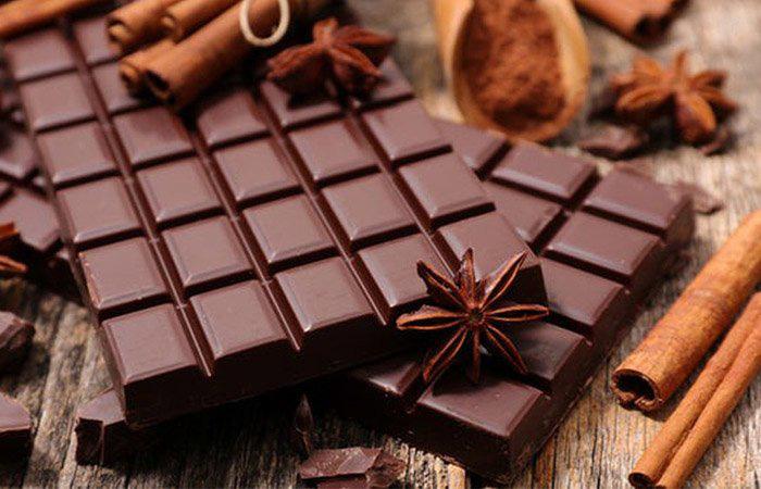 """Ngoài nói hộ lời yêu, chocolate còn có công dụng giúp nàng làm đẹp """"từ đầu đến chân"""" - Ảnh 1."""