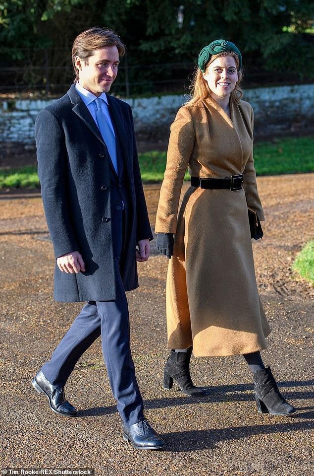 Cháu gái nữ hoàng Elizabeth đề nghị khách tới dự đám cưới không tặng quà - Ảnh 2.