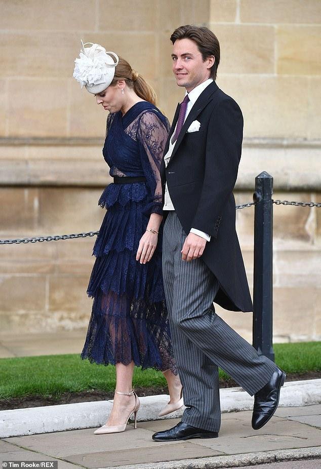 Cháu gái nữ hoàng Elizabeth đề nghị khách tới dự đám cưới không tặng quà - Ảnh 3.