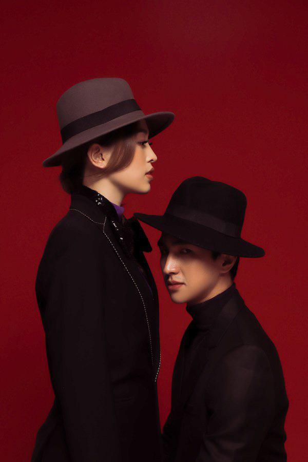 Phương Nga, Bình An tung bộ ảnh thời trang, kỷ niệm 1 năm công khai tình cảm - Ảnh 5.