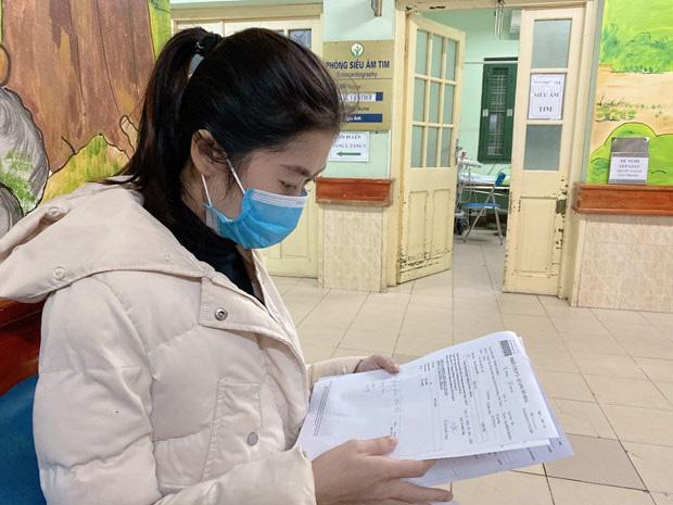 Người phụ nữ được sửa tim, ghép phổi trở lại cuộc sống thường ngày - Ảnh 1.